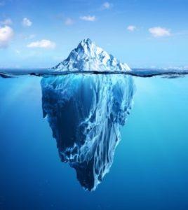 Onderbewustzijn ijsberg